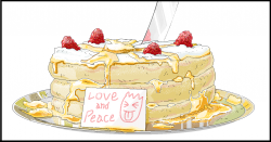 사랑과 평화!
