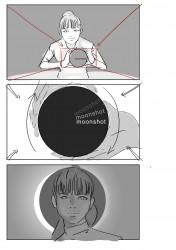 moonshot(광고 스토리보드)