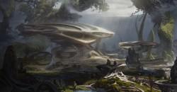 Sci-Fi Concept Art